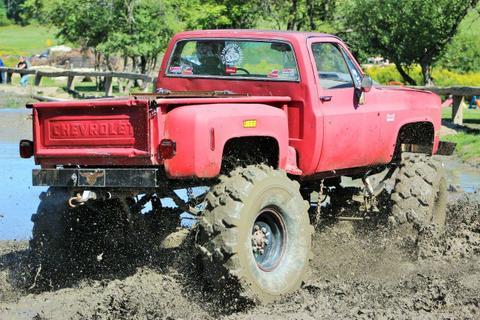 Mud Bog Off Road Event Rennug Local Events A runaway truck ramp, runaway truck lane, escape lane, emergency escape ramp, or truck arrester bed is a traffic device that enables vehicles which are having braking. mud bog off road event rennug local events