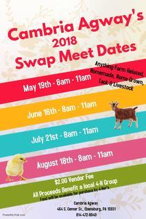 Cambria Agway S Swap Meet Rennug Local Events Share the best gifs now >>>. cambria agway s swap meet rennug local events